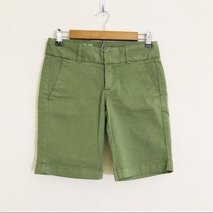 J. Crew Andie Shorts Size 00